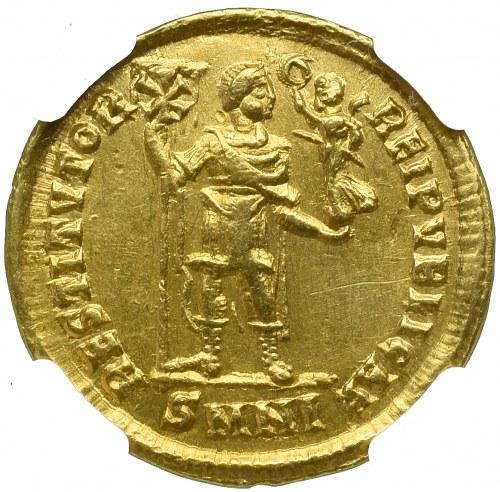 Rzym, Walentynian I, Solid Nikomedia