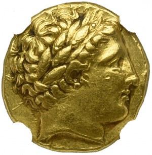 Grecja, Macedonia, Filip II, Stater