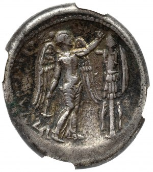 Grecja, Sycylia, Agatokles, Tetradrachma Syrakuzy