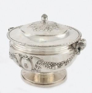 Orfevrerie Bruno WISKEMANN (czynny od ok. 1870), Waza do zupy