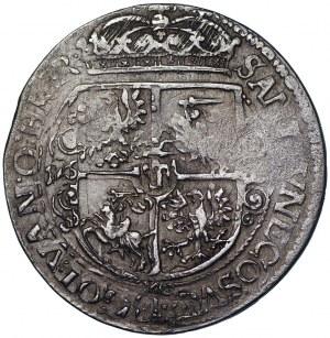 Zygmunt III Waza, ort 1621, Bydgoszcz, 16 pod popiersiem, (R2)