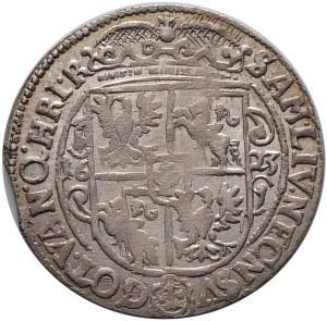 Zygmunt III Waza, ort 1623, Bydgoszcz