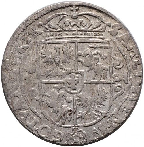 Zygmunt III Waza, ort 1624, PRV:M, Bydgoszcz