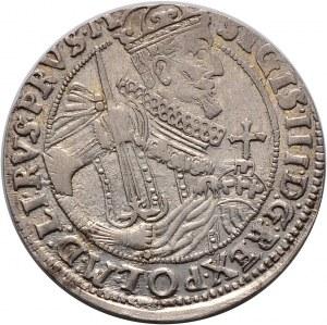Zygmunt III Waza, ort 1624, PRVS.M, Bydgoszcz