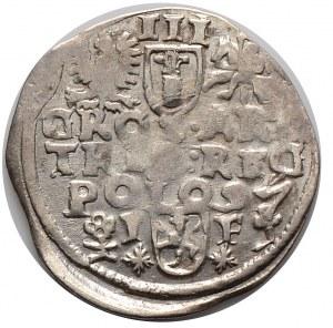 Zygmunt III Waza, trojak 1597, Wschowa, nienotowany, podobny do W.97.1.c (R3)