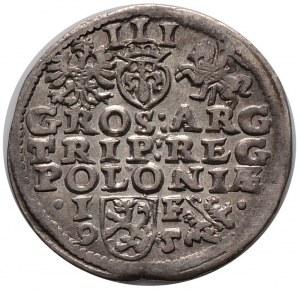 Zygmunt III Waza, trojak 1595, Lublin