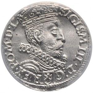 Zygmunt III Waza, trojak 1603, Kraków