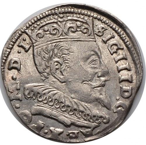 Zygmunt III Waza, trojak 1594, Wilno