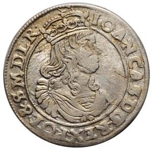 Jan II Kazimierz, szóstak 1663 A (bez T), Bydgoszcz