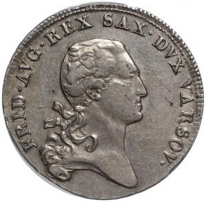 Księstwo Warszawskie, Fryderyk August I, 1/3 talara 1810