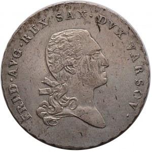 Księstwo Warszawskie, Fryderyk August I, 1/6 talara 1812