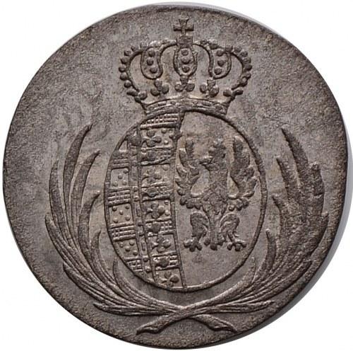 Księstwo Warszawskie, Fryderyk August I, 5 groszy 1811 IS