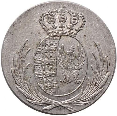 Księstwo Warszawskie, Fryderyk August I, 5 groszy 1811 IB