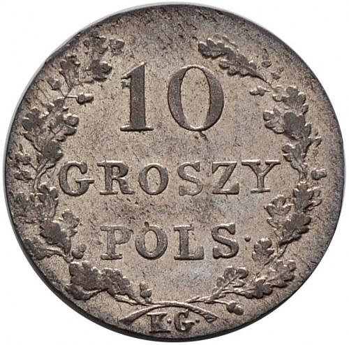 Powstanie Listopadowe, 10 groszy 1831