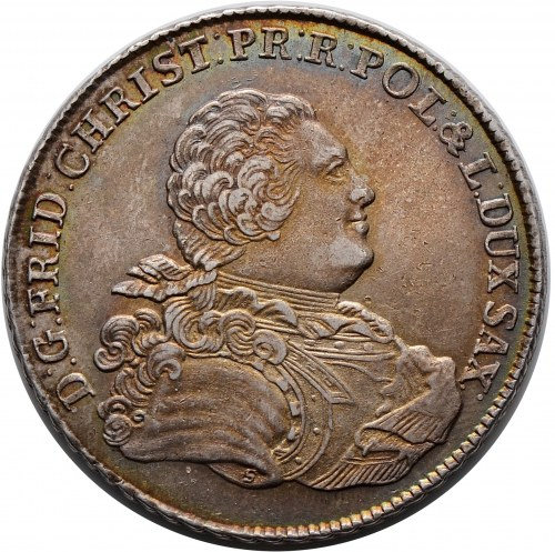 Fryderyk Krystian, talar sasko-polski, 1763 IFoF, Drezno