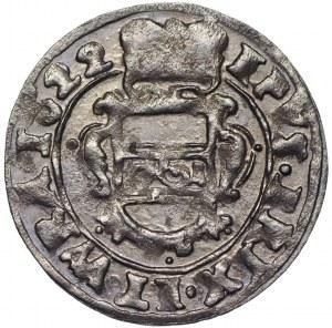 Śląsk, Księstwo nyskie, Karol Austriacki, 3 krajcary 1622, Nysa