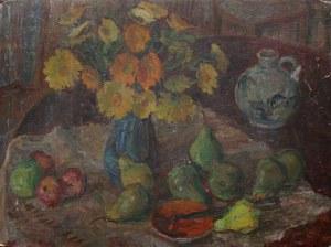 Zbigniew Pronaszko (1885-1958), Martwa natura z owocami