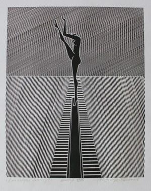Henryk Płóciennik, Gimnastyka-Trening(1975, odbitka późniejsza)