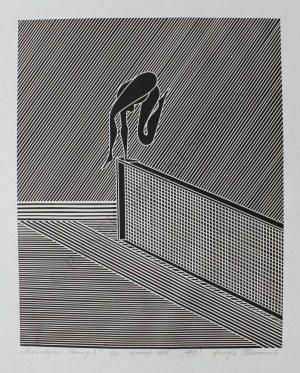 Henryk Płóciennik, Gimnastyka-Trening 2(1975, odbitka późniejsza)