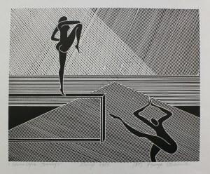 Henryk Płóciennik, Gimnastyka-Trening 3(1975, odbitka późniejsza)