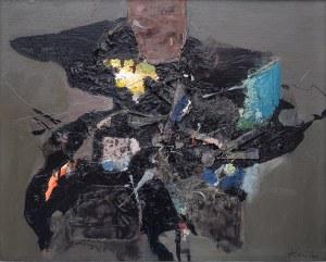 Tadeusz Kantor (1915 Wielopole Skrzyńskie-1990 Kraków) - Marstrand, 1961