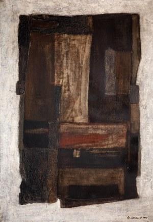 Andrzej S. Kowalski (1930-2004) - Obraz R-p-f, 1970 r
