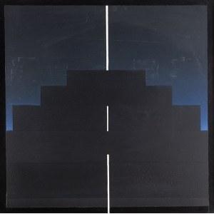 Ryszard Gieryszewski (ur. 1936, Warszawa) - Sześć czerni i biel, Monument, 1984