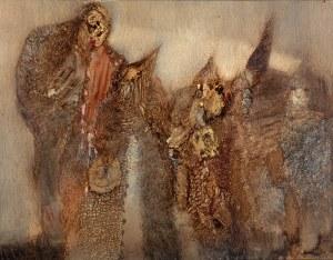 Grzegorz Stec (ur. 1955, Kraków) - Święto pajaców, 1993
