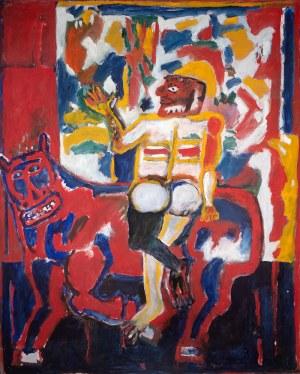 Eugeniusz Markowski (1912 Warszawa – 2007 tamże) - Dynamiczny Magik, 1988