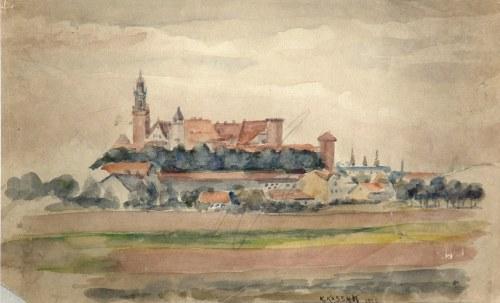 Karol Kossak (1896-1975), Wawel, [1923]