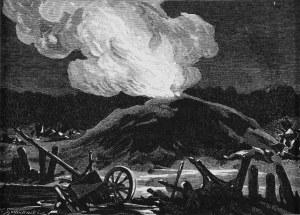 Juliusz Kossak (1824-1899), Po bitwie na Grobli Boryszkowickiej