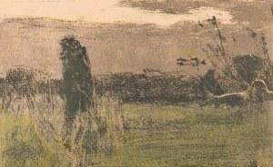 Jan Stanisławski (1860-1907), Pejzaż
