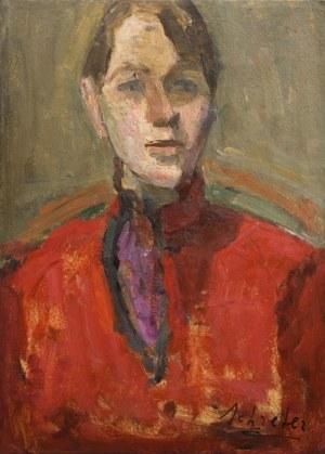 Zygmunt Schreter (1886 - 1977), Portret