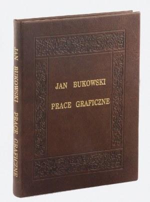 Jan BUKOWSKI (1873-1943), Prace graficzne