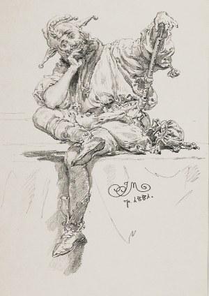 Jan MATEJKO (1838-1893), Stańczyk