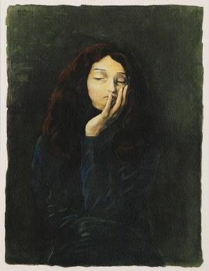Mojżesz KISLING (1891-1953), Zamyślona