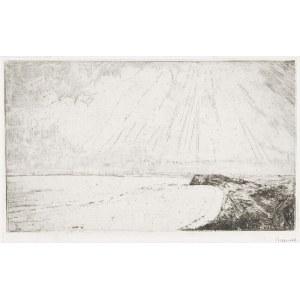 Konstanty BRANDEL (1880-1970), Erquy - Przestrzeń, 1913