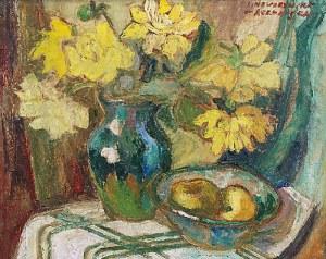 Irena NOWAKOWSKA-ACEDAŃSKA (1906-1983), Kwiaty