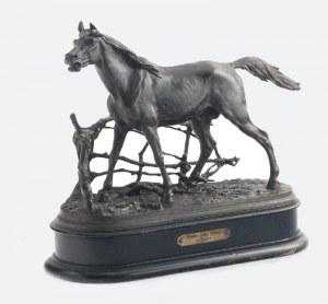 PIERRE-JULES MÉNE  (1810-1879), Koń wyścigowy Dżin