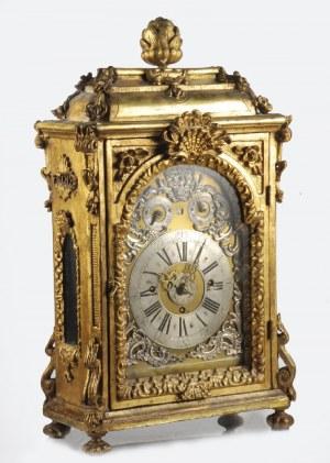 Zegar szafkowy, barokowy