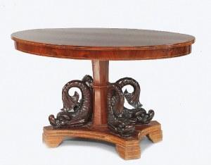 Stół klasycystyczny