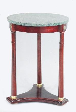 Stolik pomocniczy w stylu empirowym