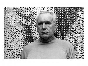 Wojciech Fangor, SoHo, Nowy Jork, 1983, 30 x 40 cm