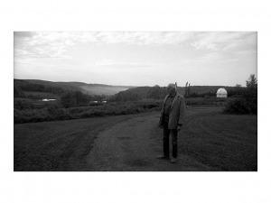 Wojciech Fangor, Summit, Nowy Jork, 16 X 1988, 30 x 40 cm