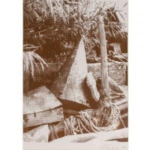 Jan Tarasin (1926 – 2009), Kompozycja z ostrosłupami, 1990