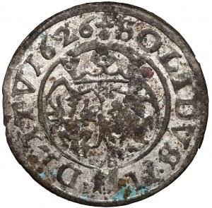 Zygmunt III Waza, Szeląg 1626 Wilno - SIG...L•/M-•D