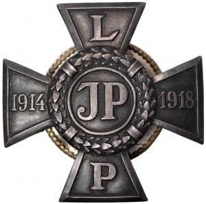 II RP, Krzyż Legionowy Michrowski srebro