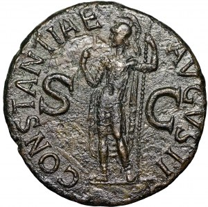 Rzym, Klaudiusz, As - Constantia