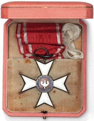 II RP Krzyż Komandorski Orderu Odrodzenia Polski