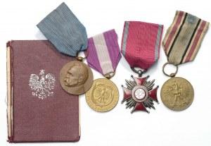 II RP, Zestaw po kapitanie 2 Pułku Piechoty Legionów